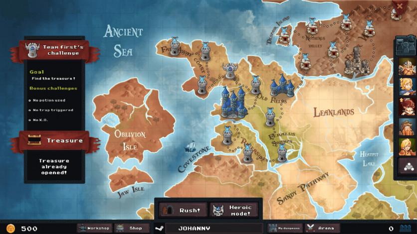 Screenshot 3 - Dungeon Rushers
