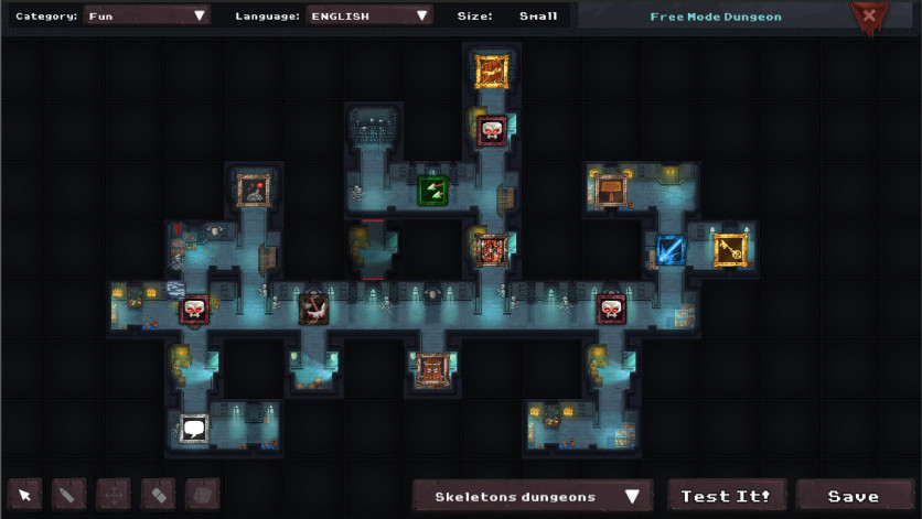 Screenshot 6 - Dungeon Rushers