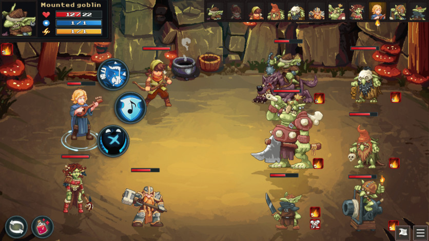 Screenshot 2 - Dungeon Rushers