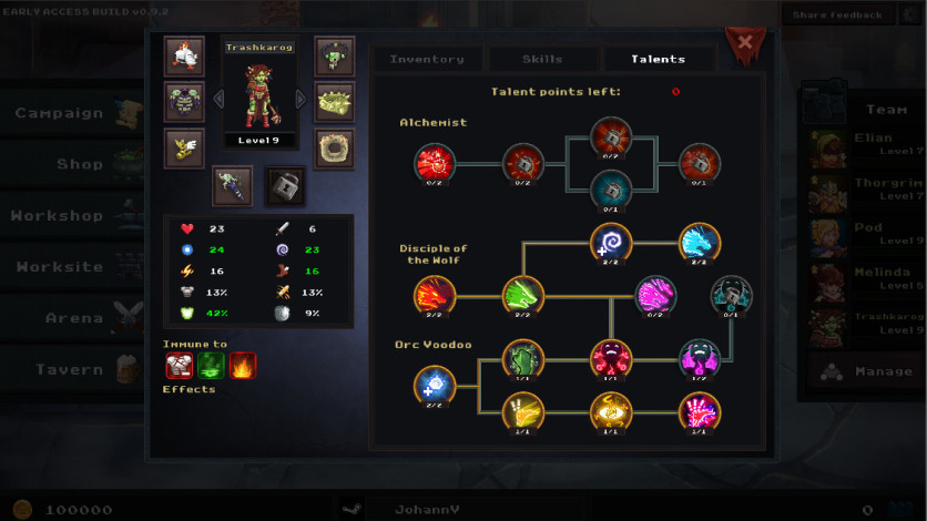 Screenshot 4 - Dungeon Rushers