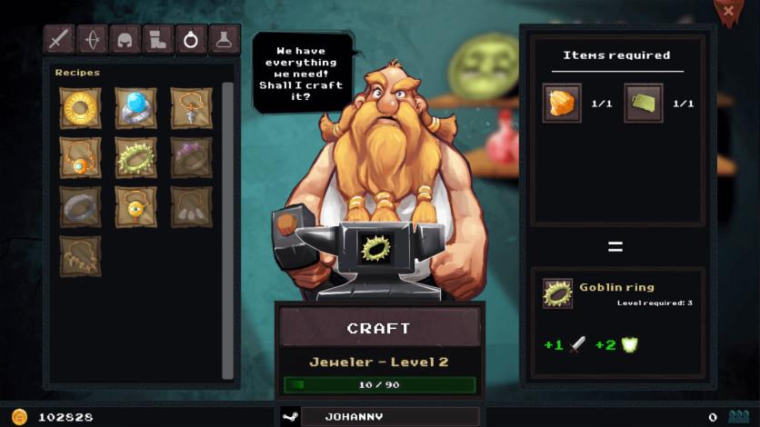 Screenshot 5 - Dungeon Rushers