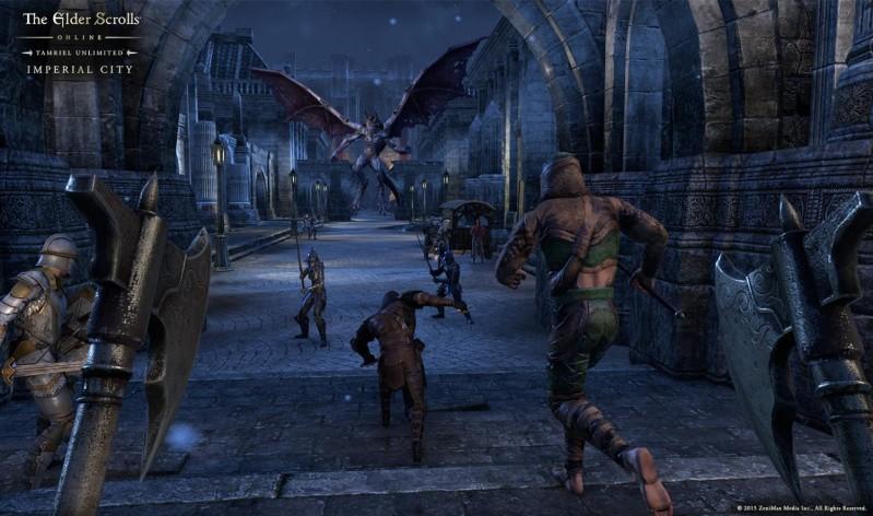 Screenshot 2 - The Elder Scrolls Online: Gold Edition
