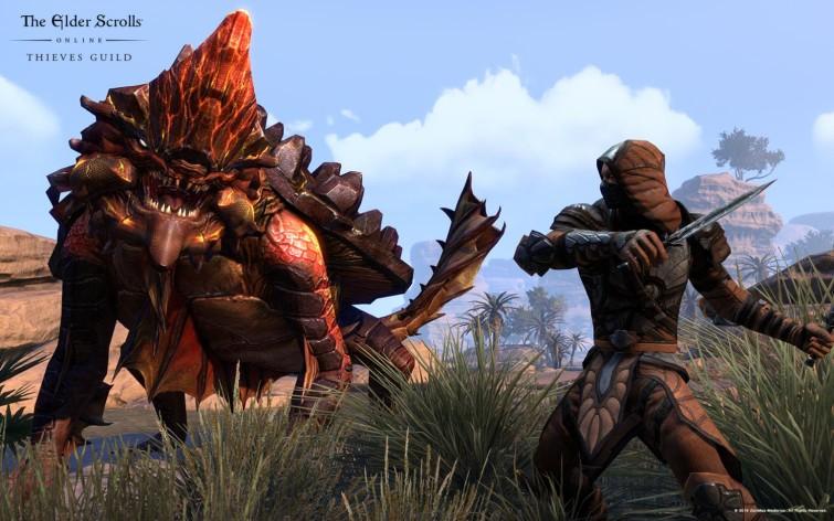 Screenshot 7 - The Elder Scrolls Online: Gold Edition