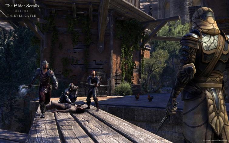 Screenshot 8 - The Elder Scrolls Online: Gold Edition