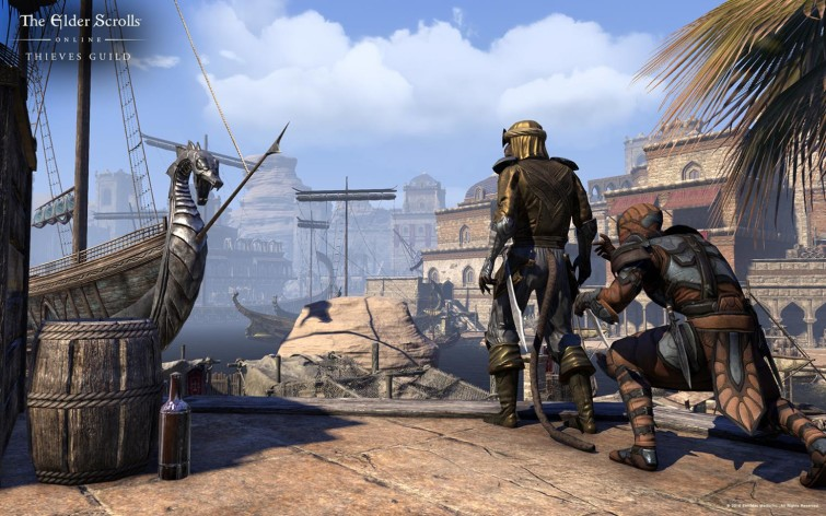 Screenshot 9 - The Elder Scrolls Online: Gold Edition