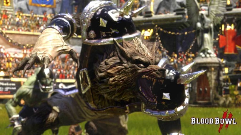 Screenshot 2 - Blood Bowl 2 - Necromantic