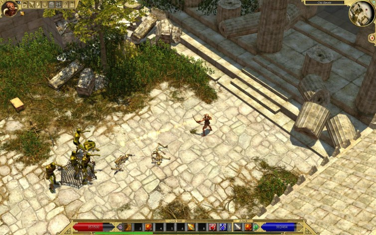 Screenshot 5 - Titan Quest: Anniversary Edition