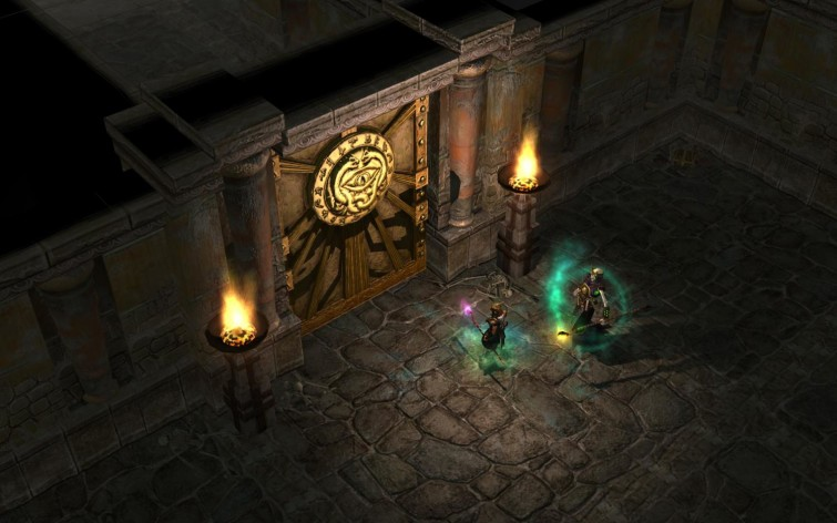Screenshot 2 - Titan Quest: Anniversary Edition