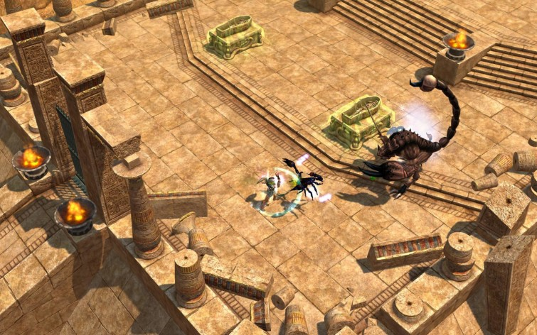 Screenshot 4 - Titan Quest: Anniversary Edition