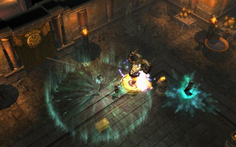 Screenshot 3 - Titan Quest: Anniversary Edition