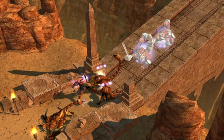 Screenshot 9 - Titan Quest: Anniversary Edition