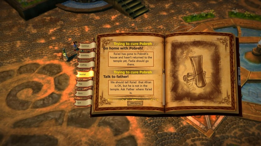 Screenshot 7 - Parvaneh: Legacy of the Light's Guardians