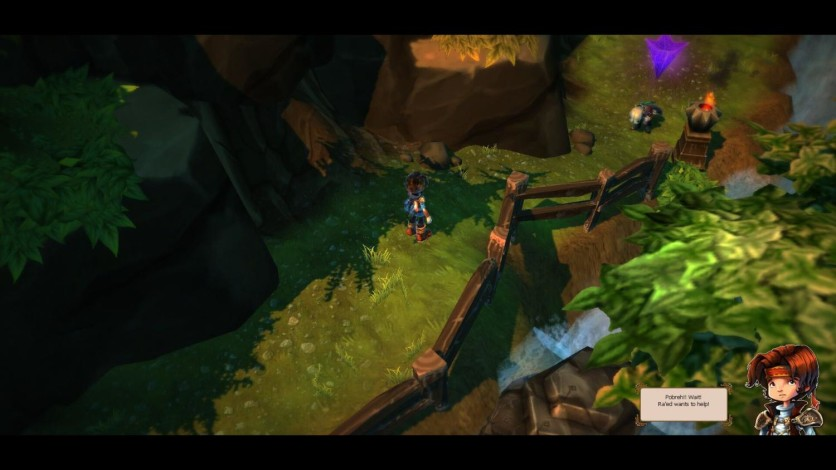 Screenshot 2 - Parvaneh: Legacy of the Light's Guardians