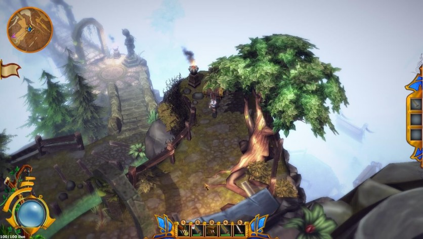 Screenshot 3 - Parvaneh: Legacy of the Light's Guardians