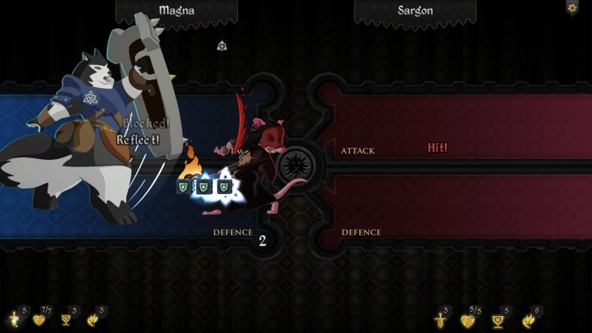 Screenshot 5 - Armello - The Usurpers Hero Pack