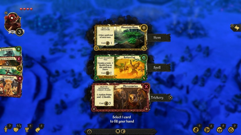 Screenshot 7 - Armello - The Usurpers Hero Pack