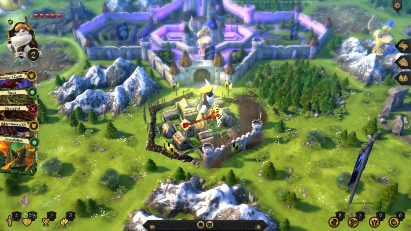 Screenshot 4 - Armello - The Usurpers Hero Pack