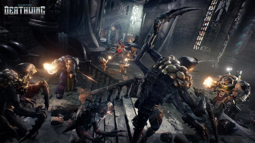 Screenshot 7 - Space Hulk: Deathwing - Enhanced Edition