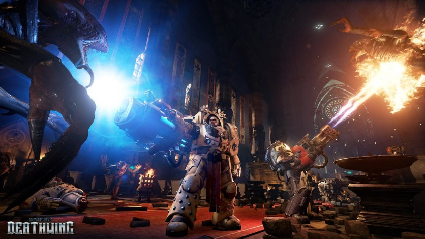 Screenshot 4 - Space Hulk: Deathwing - Enhanced Edition