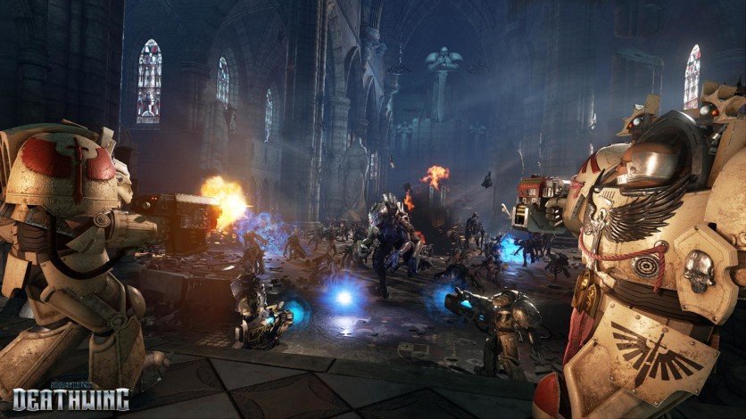 Screenshot 2 - Space Hulk: Deathwing - Enhanced Edition