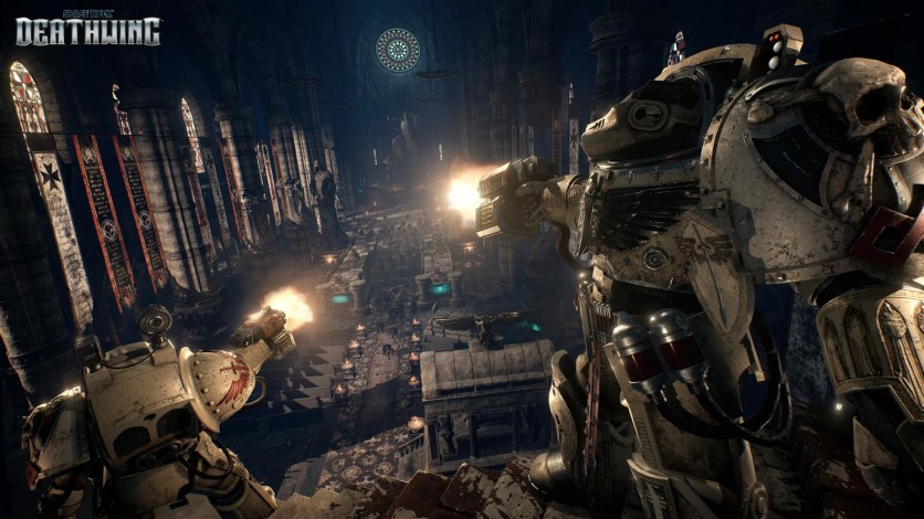 Screenshot 5 - Space Hulk: Deathwing - Enhanced Edition