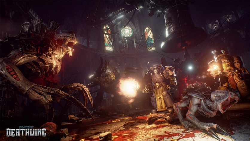 Screenshot 6 - Space Hulk: Deathwing - Enhanced Edition