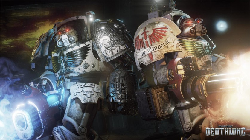 Screenshot 8 - Space Hulk - Deathwing