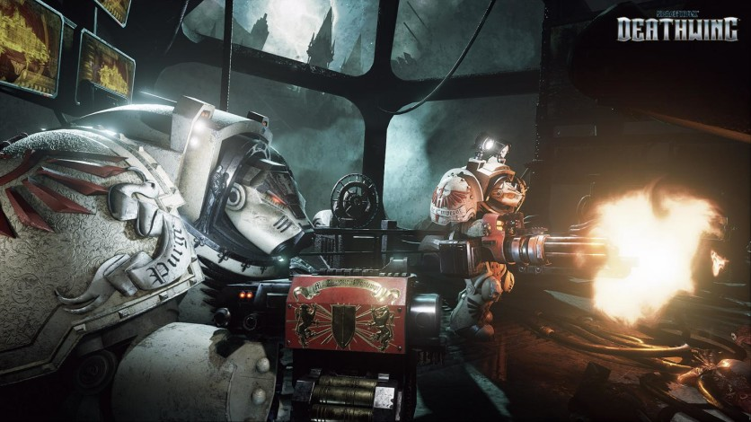 Screenshot 3 - Space Hulk: Deathwing - Enhanced Edition