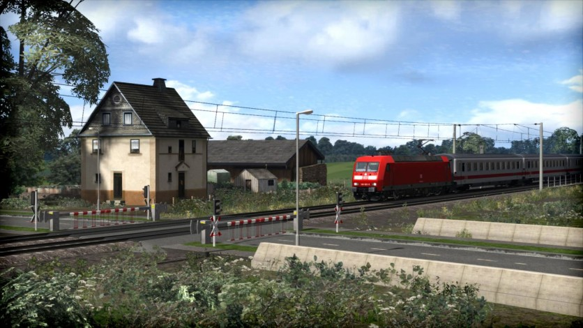 Screenshot 2 - Train Simulator 2017