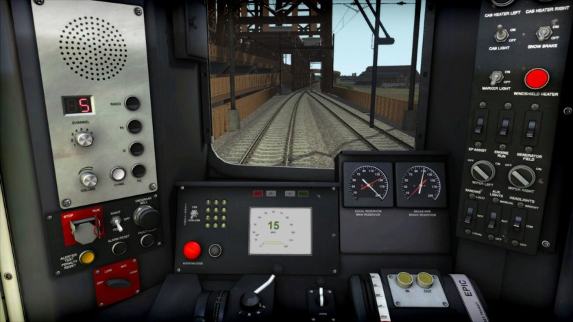 Screenshot 8 - Train Simulator 2017