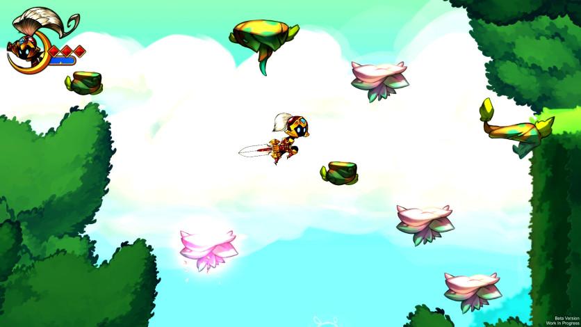 Screenshot 4 - Pankapu