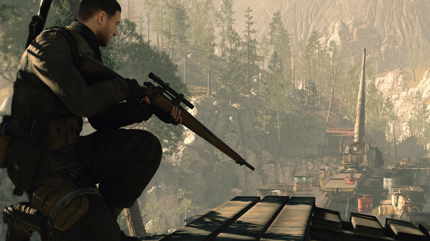 Screenshot 2 - Sniper Elite 4
