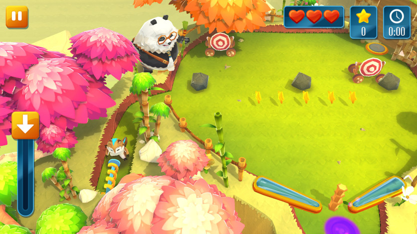 Screenshot 9 - Momonga Pinball Adventures