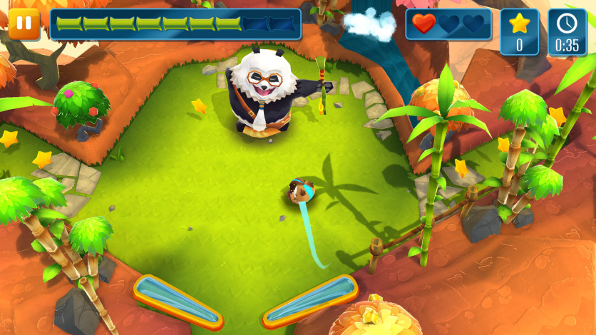Screenshot 5 - Momonga Pinball Adventures