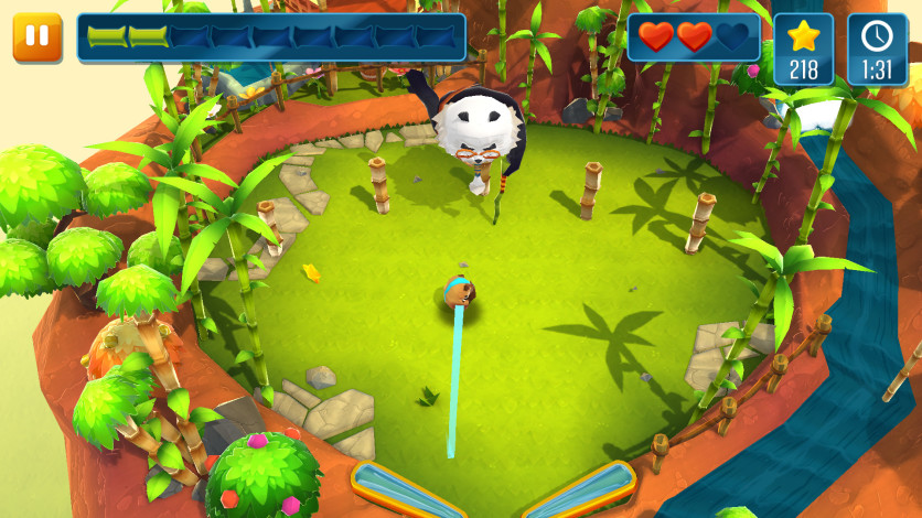 Screenshot 4 - Momonga Pinball Adventures