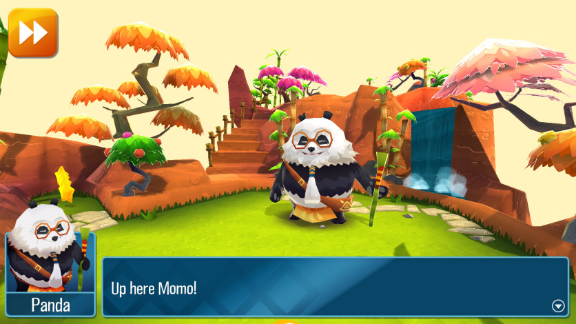 Screenshot 7 - Momonga Pinball Adventures