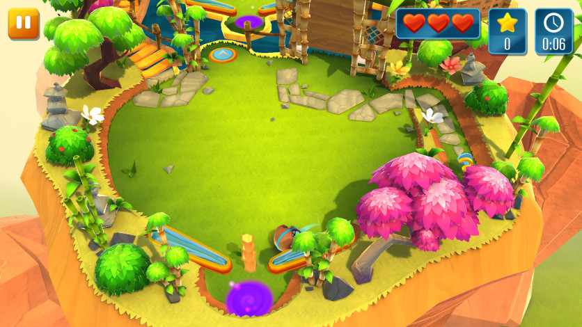 Screenshot 6 - Momonga Pinball Adventures