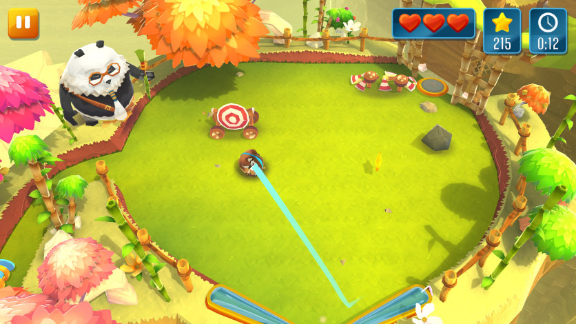 Screenshot 8 - Momonga Pinball Adventures