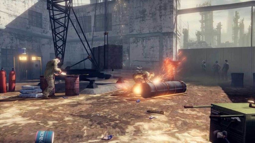 Screenshot 6 - In Fear I Trust - Episode 3: Rust and Iron