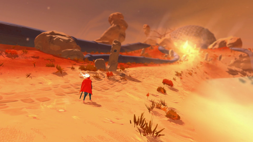 Screenshot 5 - Furi