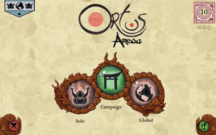 Screenshot 2 - Ortus Arena