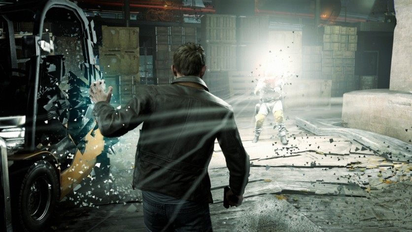 Screenshot 4 - Quantum Break
