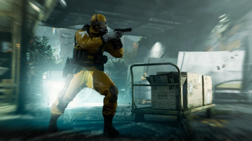 Screenshot 6 - Quantum Break