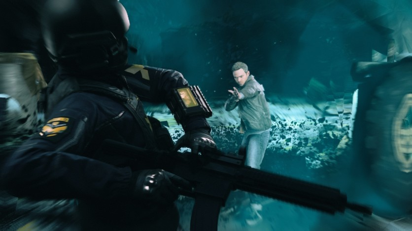 Screenshot 2 - Quantum Break