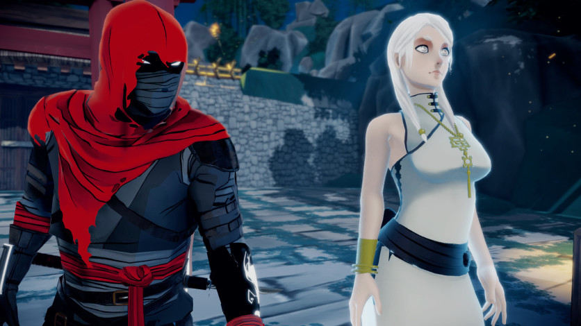 Screenshot 3 - Aragami