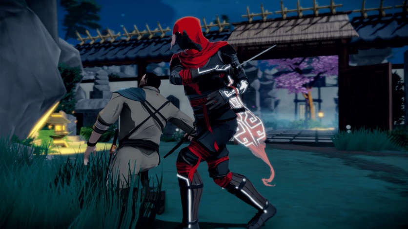 Screenshot 1 - Aragami