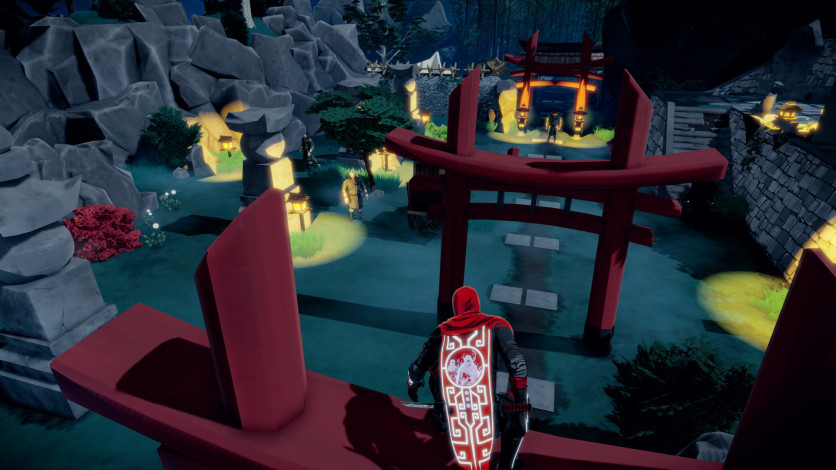 Screenshot 6 - Aragami
