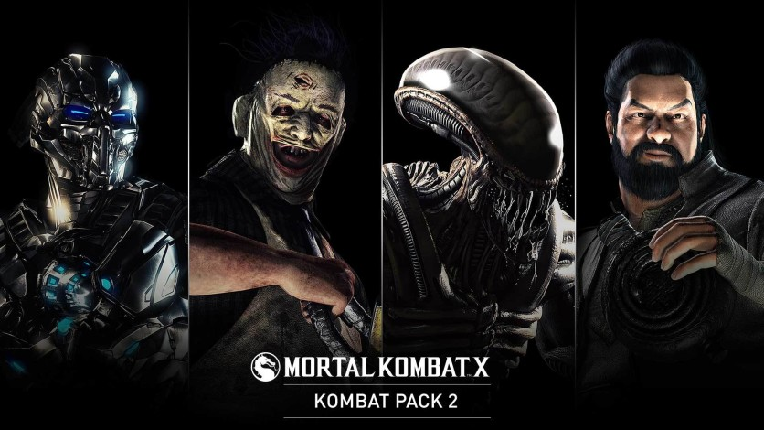 Screenshot 2 - Mortal Kombat X - Kombat Pack 2
