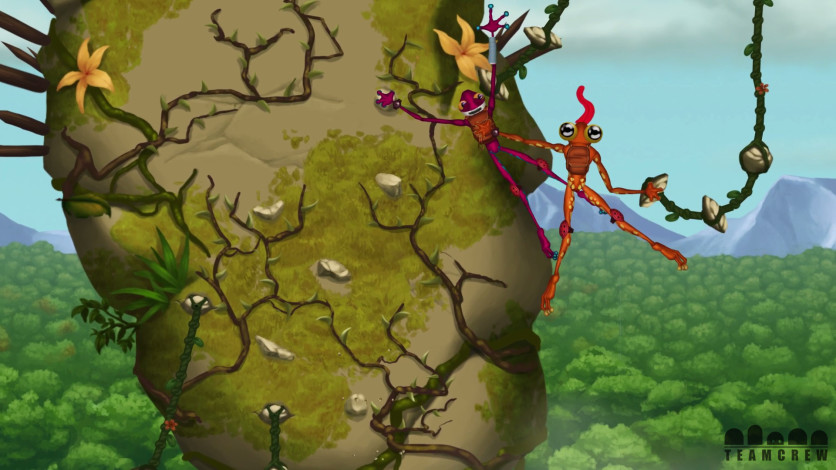 Screenshot 4 - Frog Climbers