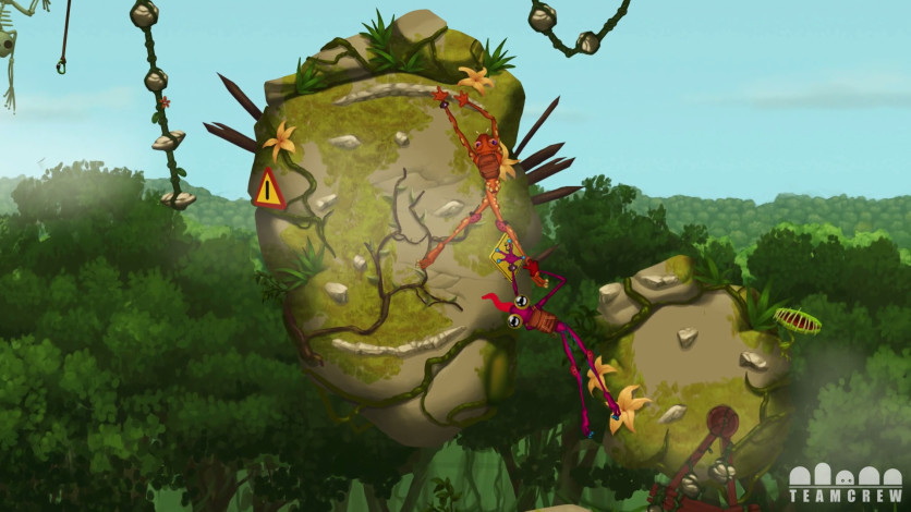 Screenshot 6 - Frog Climbers